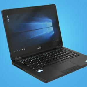 Cimos Oy käytetty kannettava Dell Latitude E5250 i5 Helsinki