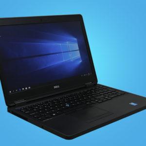 Dell Latitude E5550 i7 käytetty kannettava Cimos Oy Helsinki