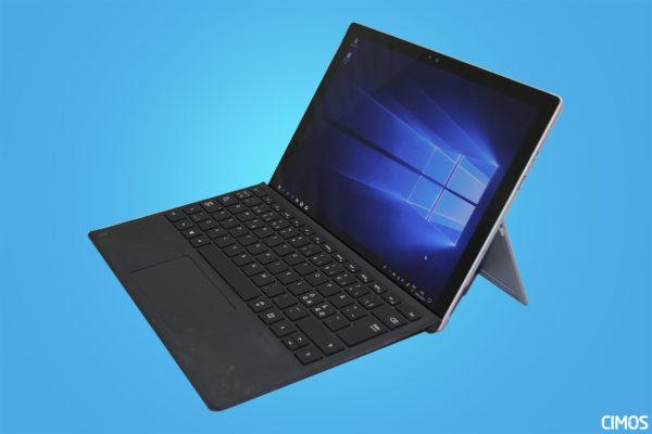 Microsoft Surface Pro käytetty kannettava Cimos Oy Helsinki