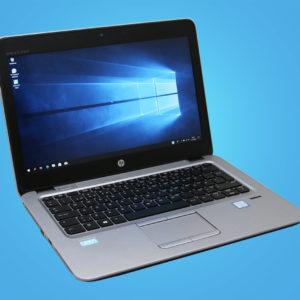 HP EliteBook 820 G3 käytetty kannettava opiskelijakone Cimos Oy Helsinki