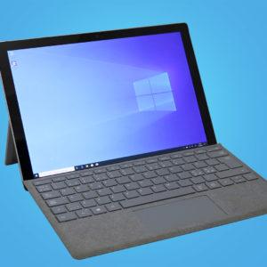 Microsoft Surface Pro 5 käytetty kannettava Cimos Oy Helsinki