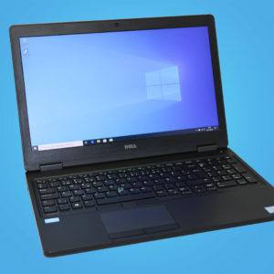 Dell Precision 3520 i7 käytetty tietokone Cimos Oy Helsinki