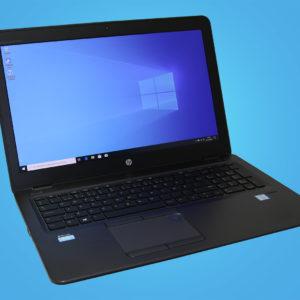 HP ZBook 15u G3 käytetty läppäri Cimos Oy Helsinki