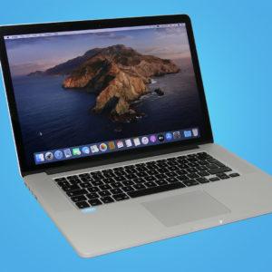 MacBook Pro käytetty kannettava Cimos Oy Helsinki