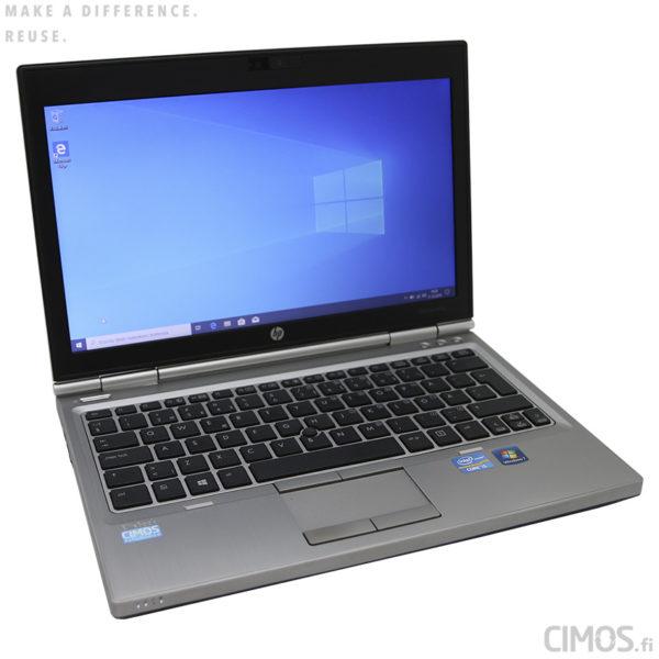HP EliteBook 2570p käytetty kannettava Cimos Oy Helsinki