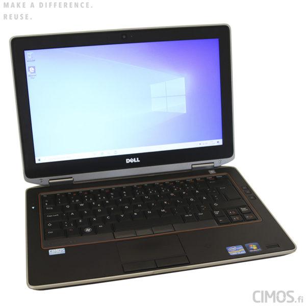 Dell Latitude E6320 käytetty kannettava läppäri Cimos Oy Helsinki