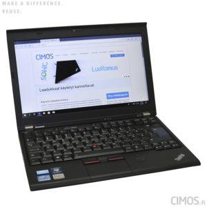 Lenovo ThinkPad X220 käytetty kannettava tietokone Cimos Oy Helsinki